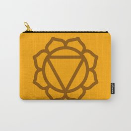 Solar Plexus Chakra Manipura Carry-All Pouch