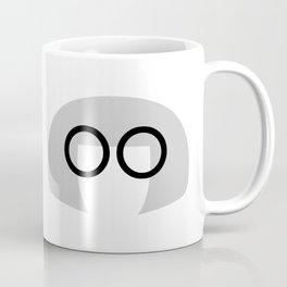 JUST Edna Coffee Mug