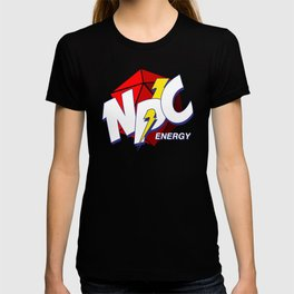 D20 NPC Energy T-shirt