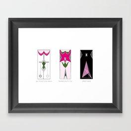 Nikita Series Framed Art Print