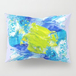 Abstract Painting Pillow Sham