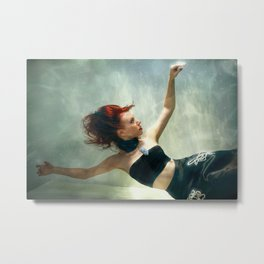 Deep End Metal Print