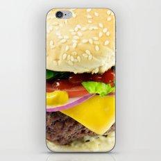 Cheeseburger iPhone & iPod Skin