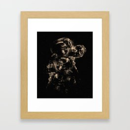 Lost in Space II Framed Art Print