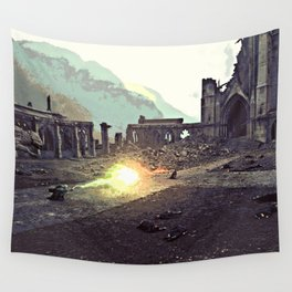 Harry Potter - The Final Duel Wall Tapestry