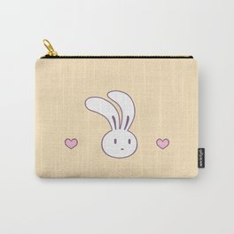 Sugar Bunny Love Carry-All Pouch