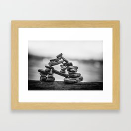 the importance of being Framed Art Print