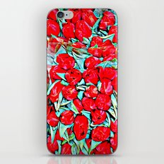 tulps iPhone & iPod Skin