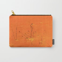 Winter Grasses Carry-All Pouch