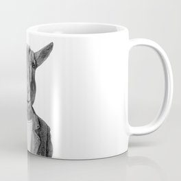 Don Pedro Old Goats Are Cool Coffee Mug