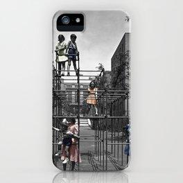 Vintage Playground iPhone Case