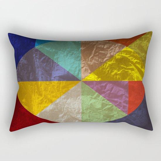 Abstract #237 Rectangular Pillow