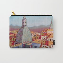 Memory of Turin Carry-All Pouch