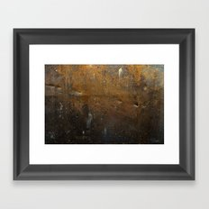 Steel Abstract #1 Framed Art Print