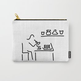 laboratory assistant lab Carry-All Pouch