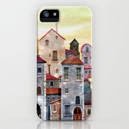 City street iPhone Case
