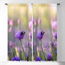 chives Blackout Curtain