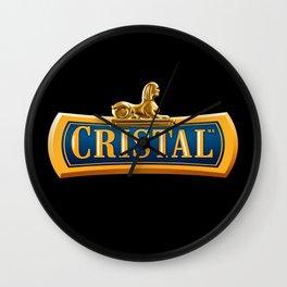 Cerveza Cristal Wall Clock