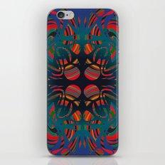 Stone spirals iPhone & iPod Skin