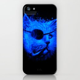 Irie Eye Blue iPhone Case