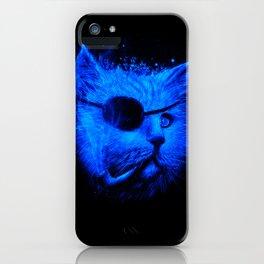 Irie Eye Blue iPhone Case