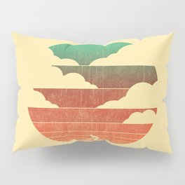 Go West (cycling edition) Pillow Sham