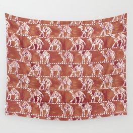 CAMEL CARAVAN Wall Tapestry
