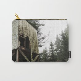 Haunted Tree House Carry-All Pouch