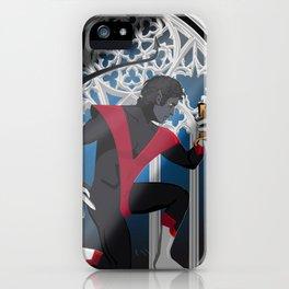 Wagner's Sword iPhone Case