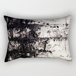 Wall of Darkness Rectangular Pillow