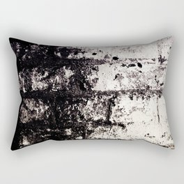 Wall of Darkness Rectangular Pillow