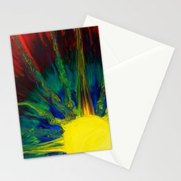 Sun Dog Stationery Cards