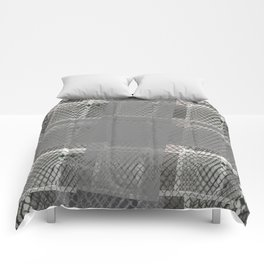 Scales and layers Comforters