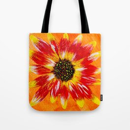 Sunflower - Mazuir Ross Tote Bag