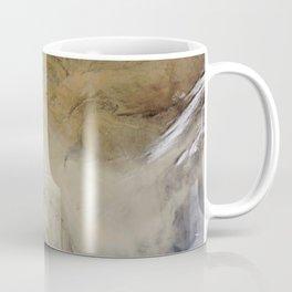 1140. Dust storm in the Gobi Desert, China Coffee Mug