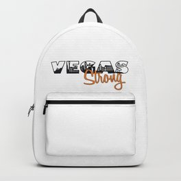 Vegas Strong Backpack