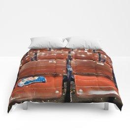 Fenway Park Seats Comforters