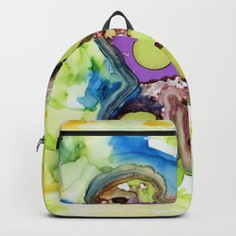Melted Butterfly Backpack