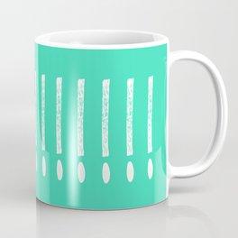 Exclaim! Coffee Mug