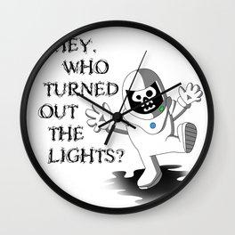 Proper Dave Wall Clock