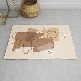 Free Abstract Art II Rug