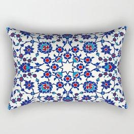 Iznik — Turkish pattern 26 Rectangular Pillow