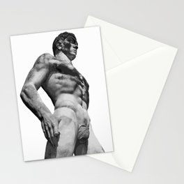 The Athlete 4 Stationery Cards