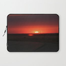 Sunset Highway Laptop Sleeve