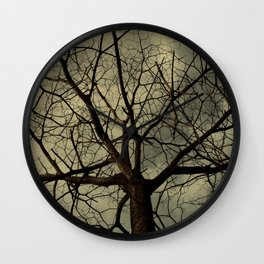 Branched Wall Clock