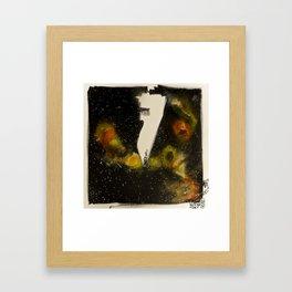 Site 002 Framed Art Print