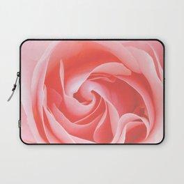 Velvet pink rose - Roses Flowers Flower Laptop Sleeve