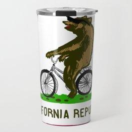 CaliBear Travel Mug