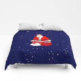 Christmas Whippet Comforters