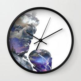 Zeus 2 Wall Clock